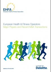Updated European Health & Fitness Operators Report