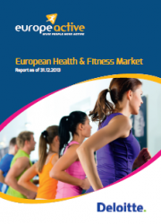 European Health & Fitness Market by 31 12 2013 - Ebook