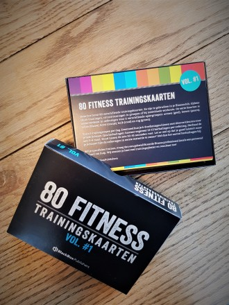 Sale - Fitness Trainingskaarten Volume 1