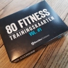 Sale - Fitness Trainingskaarten Volume 1 - 1