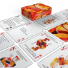 Fit and Fun playing cards  - 1