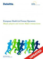 Updated European Health & Fitness Operators Report 0
