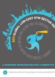 2011 Global Low-cost Gym Sector Report 0