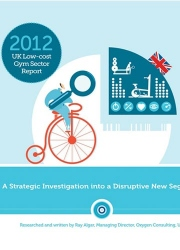 2012 UK Low-cost Gym Sector Report