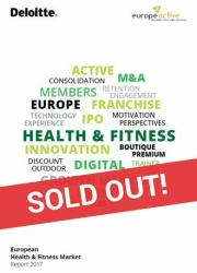 Deloitte - European Health & Fitness Market Report 2017